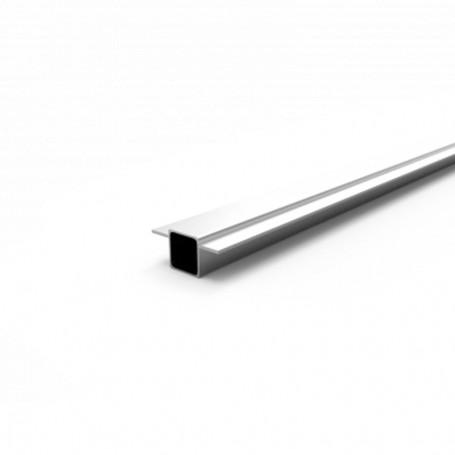 Profil SquareFix® dublu 25x25x1.45x6000 + 30mm