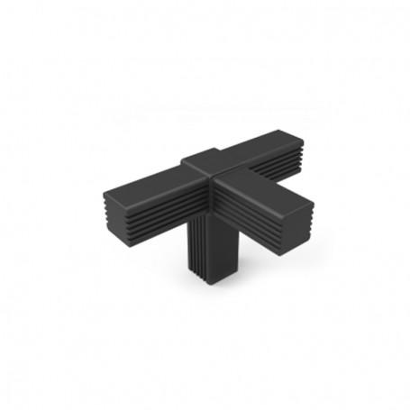 SquareFix® 4-Way connector 180°-90°