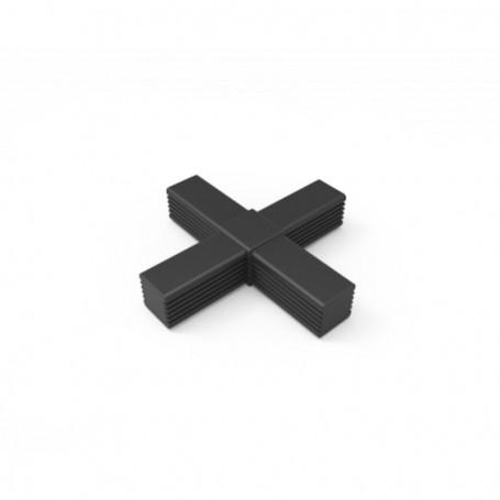 SquareFix® 4-way flat connector