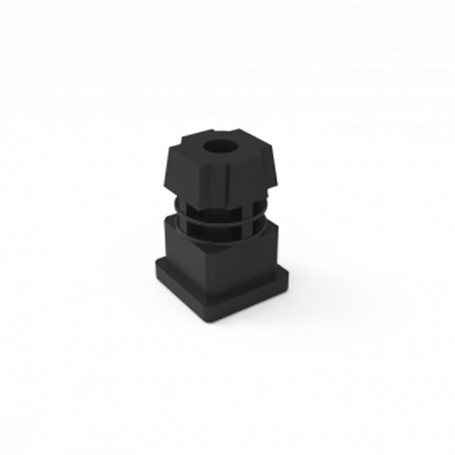 SquareFix® 25 plug piece M10