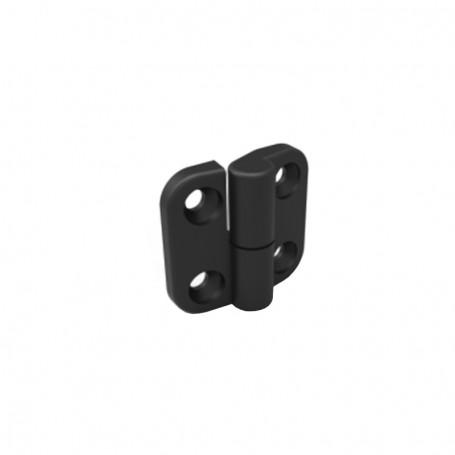 SquareFix® hinge left/right, 25mm