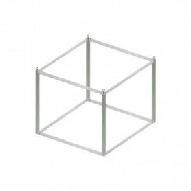 Structura cub publicitar fara panouri