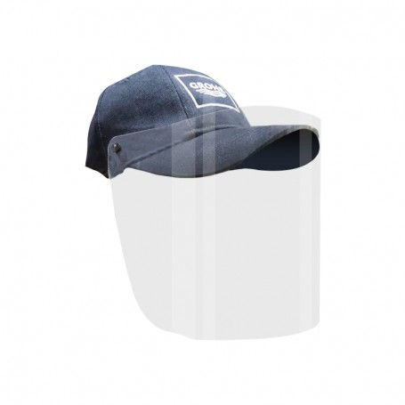Detachable Visor Cap