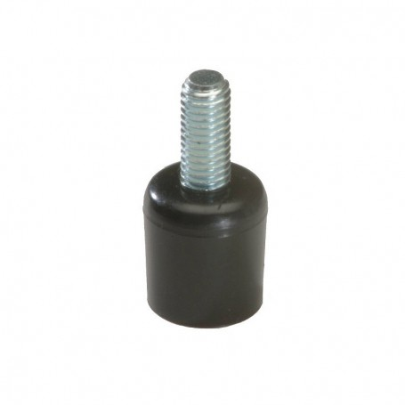 Round profile fixing system M8 x 20mm, 10-16mm connectors