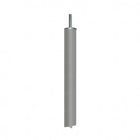 Metal concrete fastening rod, 50cm