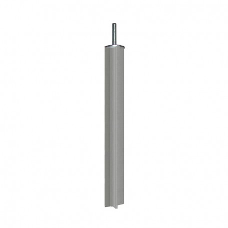 Tija metalica prindere beton, 50cm