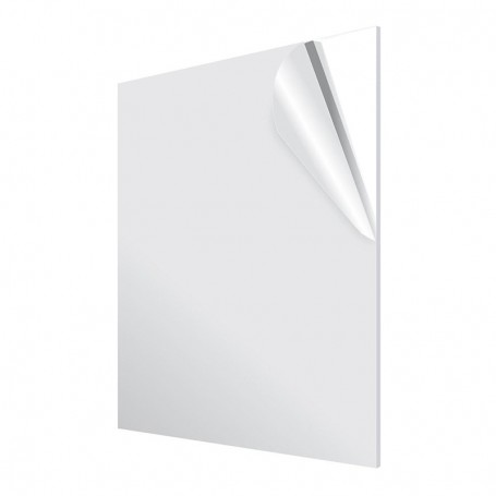 Transparent Acrylic PMMA XT Plate 3mm