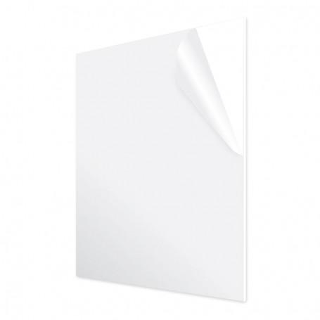 Placa acrilica PMMA XT alb opal 3mm