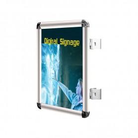 Mobile hinged frame Rondo