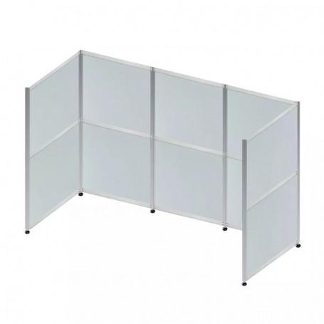 Exhibition Stand I101 Irus-Quick 3x1m