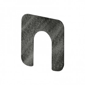 Button-Fix Type 1 Bonded self-adhesive pad