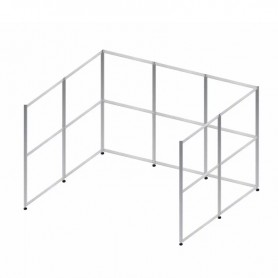 Exhibition Stand I108 Irus-Quick 3x2m