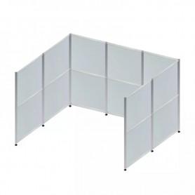 Stand expozitional I109 Irus-Quick 3x2m