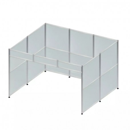 Exhibition Stand I111 Irus-Quick 3x2m