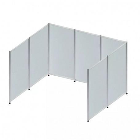 Stand expozitional I113 Irus-Quick 3x2m