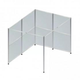 Exhibition Stand I117 Irus-Quick 2x2m
