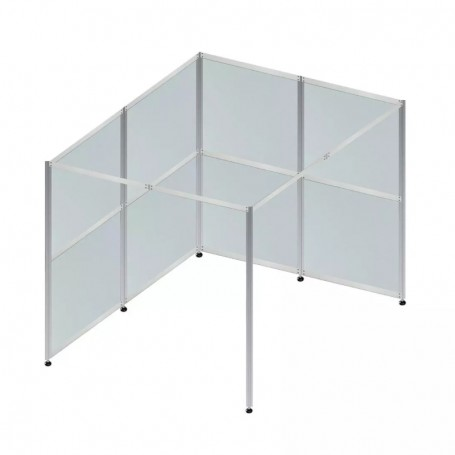 Stand expozitional I117 Irus-Quick 2x2m