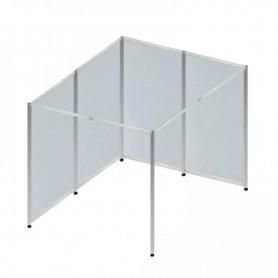Stand expozitional I119 Irus-Quick 2x2m