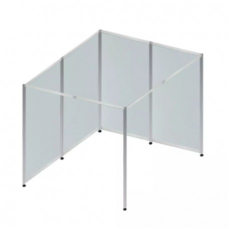 Exhibition Stand I119 Irus-Quick 2x2m