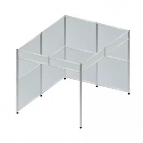 Exhibition Stand I121 Irus-Quick 2x2m