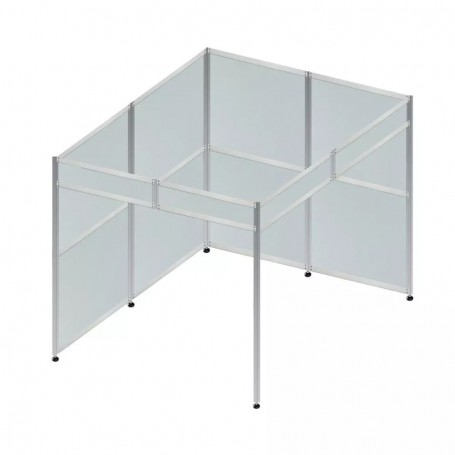Stand expozitional I121 Irus-Quick 2x2m