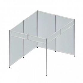 Stand expozitional I123 Irus-Quick 2x2m