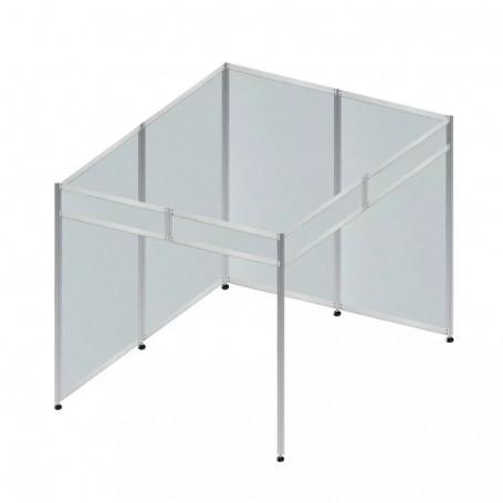 Exhibition stand I123 Irus-Quick 2x2m