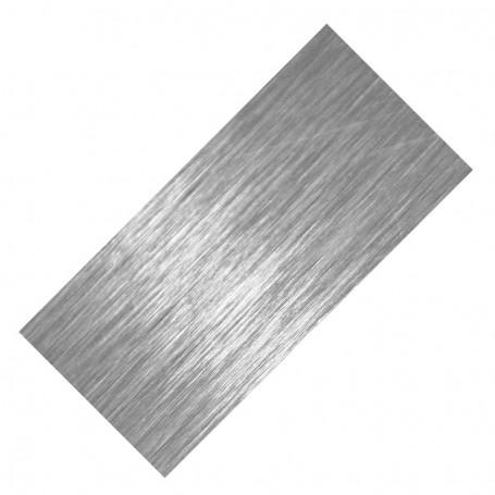 Brushed Aluminum Sheet 610x350x0.5mm