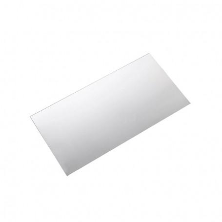 Coala aluminiu lisa 610x350x0.5mm