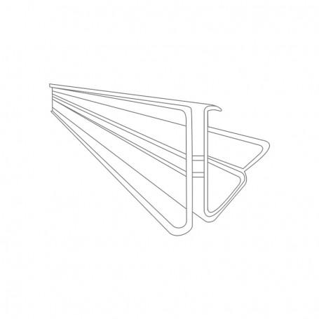 Electronic label rail 1000x36.5x34.7mm