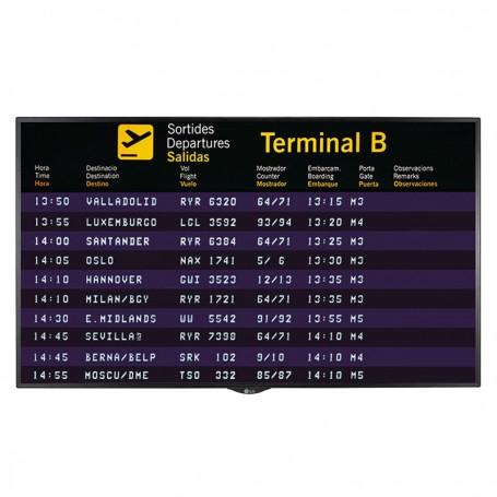 Monitor LED LG indoor SH7DB-M