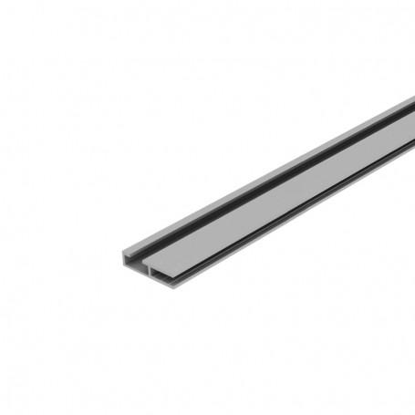 Profil aluminiu FF34S pentru casete luminoase print textil