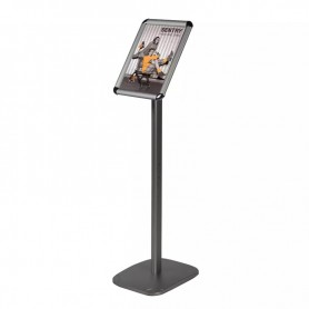 Info/menu stand Sentry with foot