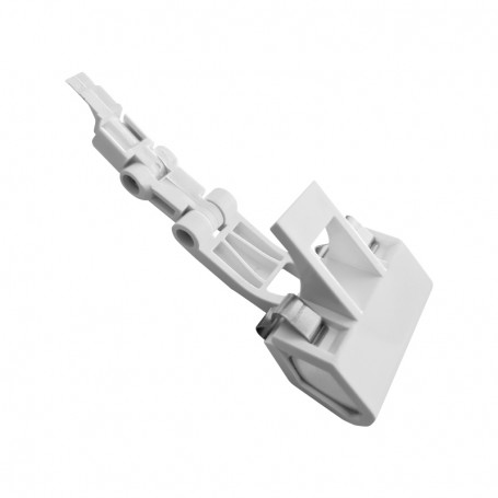 Clamp for electronic shelf label 4.2''/5.8''