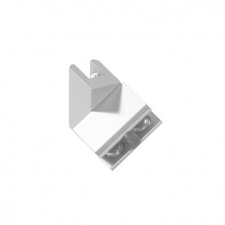 Pre-assembled horizontal-vertical connector, panels 3-8mm