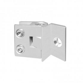 Conector special in unghi ajustabil 90°- 270°, panouri 5-8mm