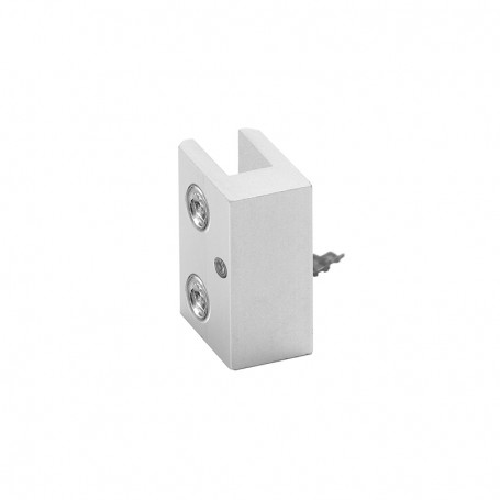 Signal panel holder with hidden fixing, 3-8mm panels