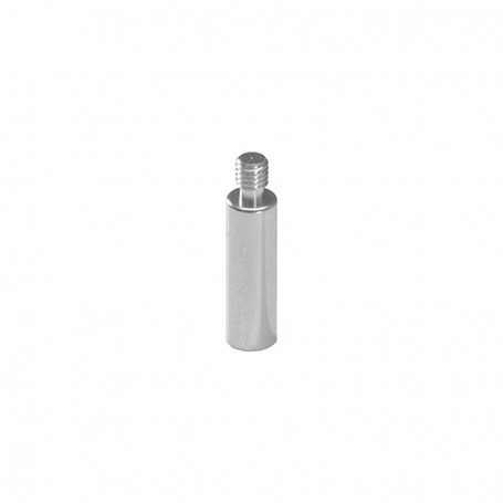 M6 round profile fixing system, 3-8mm connectors