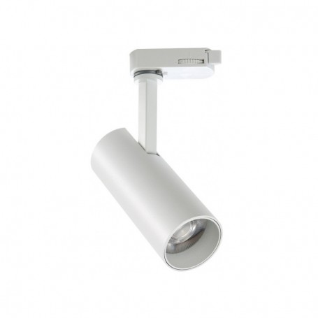 Spot cu LED cilindric pe sina, rotire 120 grade