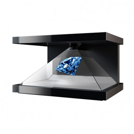 3D Holographic projector