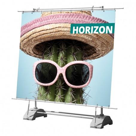 Roll-up banner Horizon