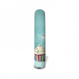 Bora Inflatable Column Graphic