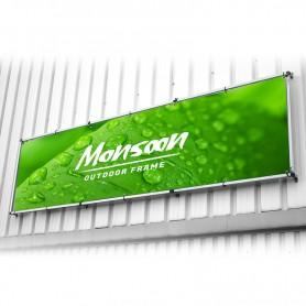Banner Wall Monsoon