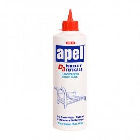 Apel Transparent Water Based Wood Adhesive, 750g