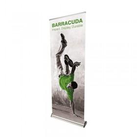 Roll-up banner Barracuda