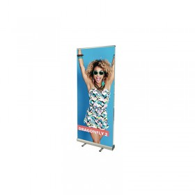 Dragonfly 2 roll-up banner