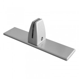 180° partition clamp, 3-6mm panels