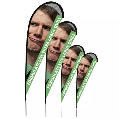 Formulate Quill flags