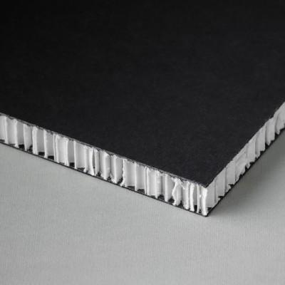 Placa carton tip fagure, printabila, negru-alb