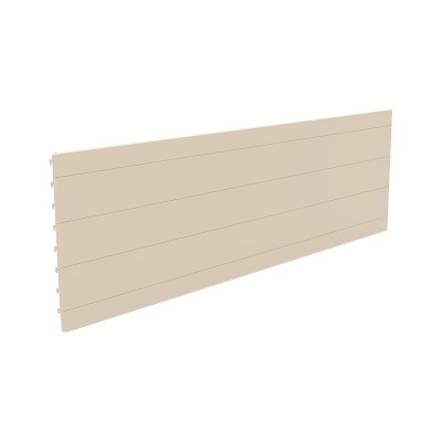 Straight back pannel, 420x1000mm